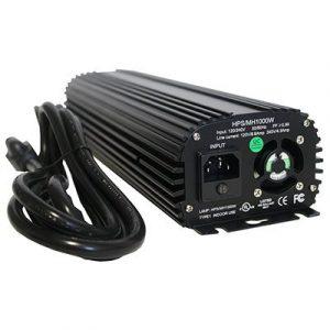 POWERSUN E-BALLAST VENTILÉ 1000W HPS / MH 120 / 240V-0