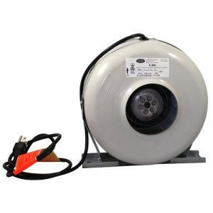 Conception centrifuge éprouvée Fil d'alimentation inclus Conception allemande Moteur suisse fiable Fini enduit de poudre Garantie de 5 ans