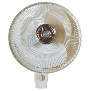 "AIR KING VENTILATEUR MURAL OSCILLANT 16"" #3016C-0"