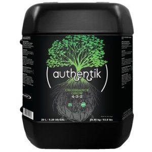 NON DISPONIBLE EN LIVRAISON Formule complète en 1 partie Engrais naturel contenant des acides aminés, extraits d'algues, protéines, farine de soja, etc. Concentration 1:400