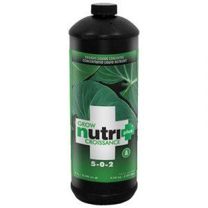 Nos engrais liquides concentrés croissance permettent à vos plantes de grandir au maximum, à coût minimum. Fabriqués à partir d'eau osmosée assurant un produit de qualité et fiable. Respectant des standards rigoureux de fabrication, nos engrais cont