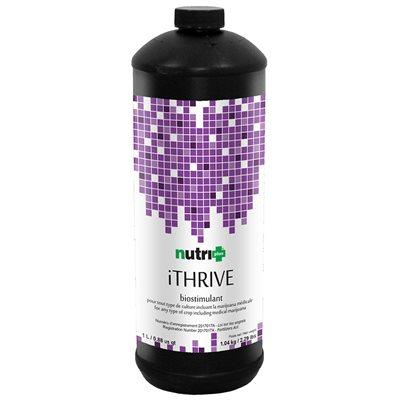 Le seul produit thrive au Canada contenant la FORMULE ORIGINALE enregistrée à l'ACIA # 2017017A Son odeur caractéristique ne ment pas !!! Contient • Cytokinine • Extrait d'algues • Yucca