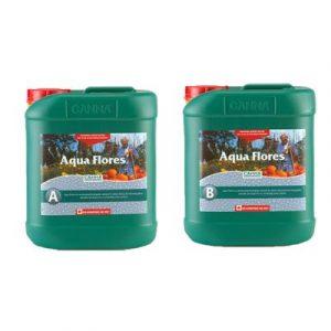 NON DISPONIBLE EN MAGASIN CANNA Aqua Flores est un engrais complet qui contient tous les nutriments nécessaires pour une floraison optimale. Aqua Flores est utilisé dans les systèmes fermés, tels que les NFT et les systèmes de flux et reflux. Avantage