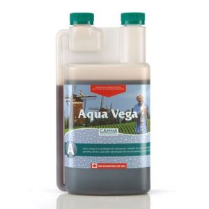 NON DISPONIBLE EN LIVRAISON CANNA Aqua Vega CANNA Aqua Vega est un nutriment à action rapide, qui contient tous les éléments essentiels pour une croissance optimale. La croissance est une phase importante car c'est pendant celle-ci que sont posés