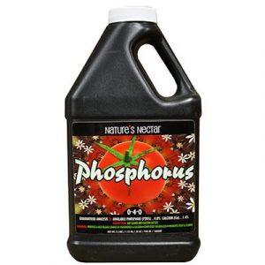 Nectar Phosphore de la Nature 0-4-0 Dérivé de chauve-souris guano. Utilisez 2 1/2 cuillères à café par gallon d'eau. L'analyse minimale garantie est disponible Phosphate (P205) 4,0% et calcium (Ca) 1,4%. Nature's Nectar ™ Phosphorus est une so