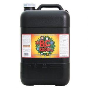 Les engrais hydroponiques B.C. Hydroponic Nutrients™ constituent un puissant trio fertilisant qui vous permettra d'obtenir une production abondante et une croissance florale extraordinaire. B.C Grow™, B.C Boost™ et B.C Bloom™ sont des agents fertilisants
