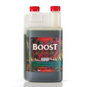 L'accélérateur CANNABOOST optimise le métabolisme de vos plantes. Un facteur important puisque l'assimilation des nutriments dépend sensiblement de la santé de la plante et de son taux métabolique. CANNABOOST est spécialement conçu pour les variétés de pl