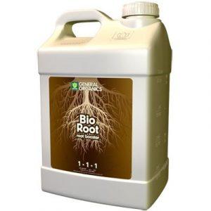 NON DISPONIBLE EN LIVRAISON Formulé pour les systèmes racinaires vigoureux Avec un mélange unique de nutriments dérivés des plantes, de varech, de minéraux extraits et de dérivés minéraux extraits, BioRoot contient des éléments essentiels conçus pour
