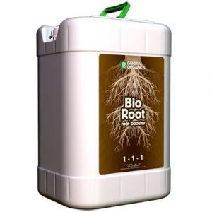Formulé pour les systèmes racinaires vigoureux Avec un mélange unique de nutriments dérivés des plantes, de varech, de minéraux extraits et de dérivés minéraux extraits, BioRoot contient des éléments essentiels conçus pour donner à vos semis, boutures et