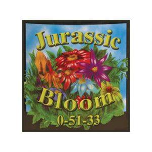 Jurassic Bloom est un supplément exclusivement conçus pour le stade de la floraison. Avec son composé spécial en phosphore et potassium, Jurassic Bloom optimise la quantité d'énergie disponible pour la production des fleurs. De plus par sa concentration i