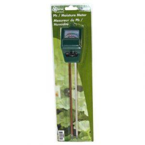 Le GrowBoss est un moniteur en continu indiquant les niveaux exacts de concentration des engrais, du pH et de la température. Les lectures sont affichées via le bouton poussoir situé sur le clavier frontal en choisissant les lectures de température en