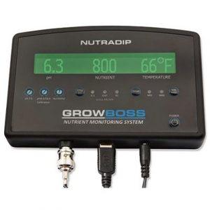 Sonde de température et engrais de remplacement pour le Nutradip GrowBoss Garantie de 6 mois