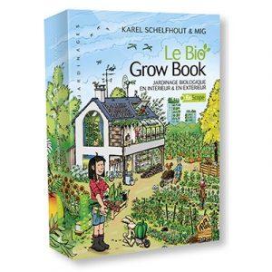 LIVRE - LE BIO GROW BOOK - VERSION FRANÇAISE-0