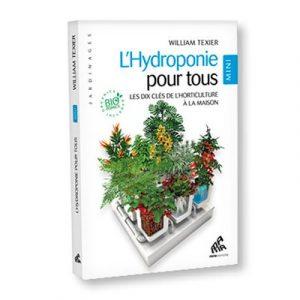 LIVRE - L'HYDROPONIE POUR TOUS - MINI ÉDITION - FRANÇAIS-0