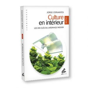 LIVRE - CULTURE EN INTÉRIEUR - MINI ÉDITION - FRANÇAIS-0