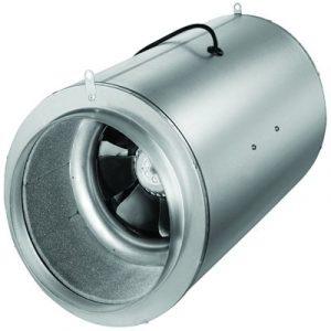 """Efficace, puissante et compacte MAX-FAN 8"""" HO fonctionne à trois vitesses: (Haute: 940CFM, Moyenne: 850 CFM, Basse: 750 CFM)"""