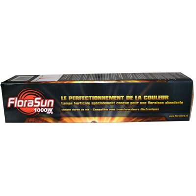 FLORASUN AMPOULE 1000 W HPS