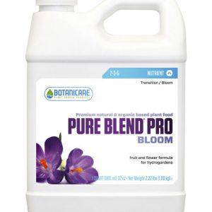 La série Pure Blend Pro comprend des nutriments de base naturels et à base organique, faciles à utiliser, en une seule partie. Chaque formule soluble dans l'eau a été soigneusement conçue pour augmenter les saveurs, les arômes et les terpènes dans vos cul